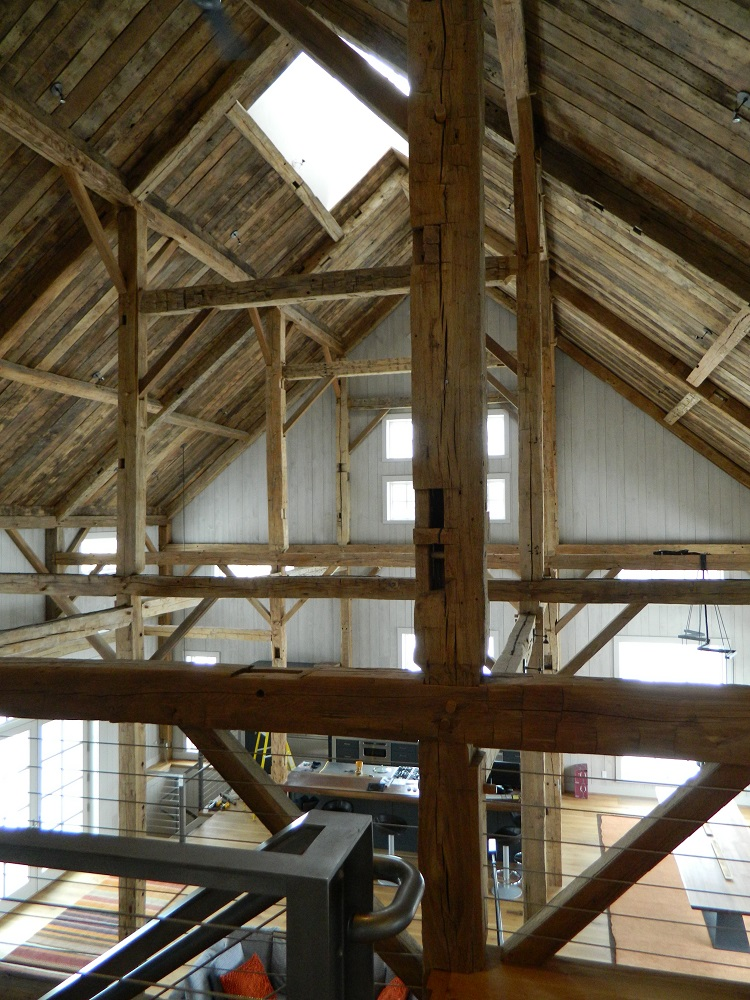 14 Antique Beams And Boards