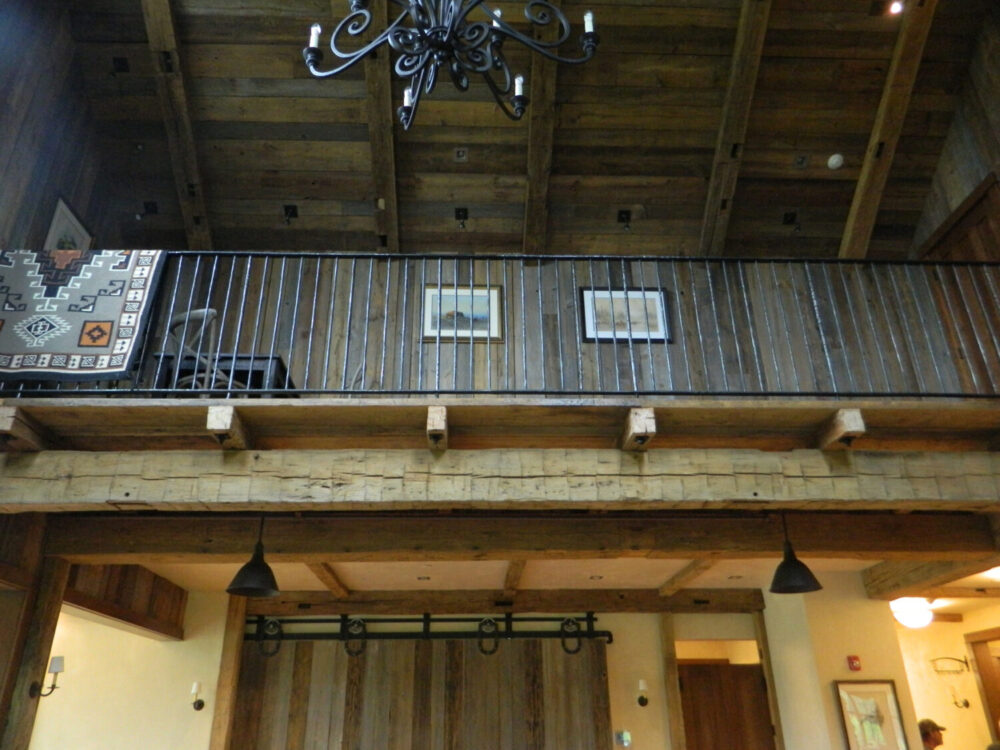 Reclaimed Hand Hewn Beams Antique Beams And Boards