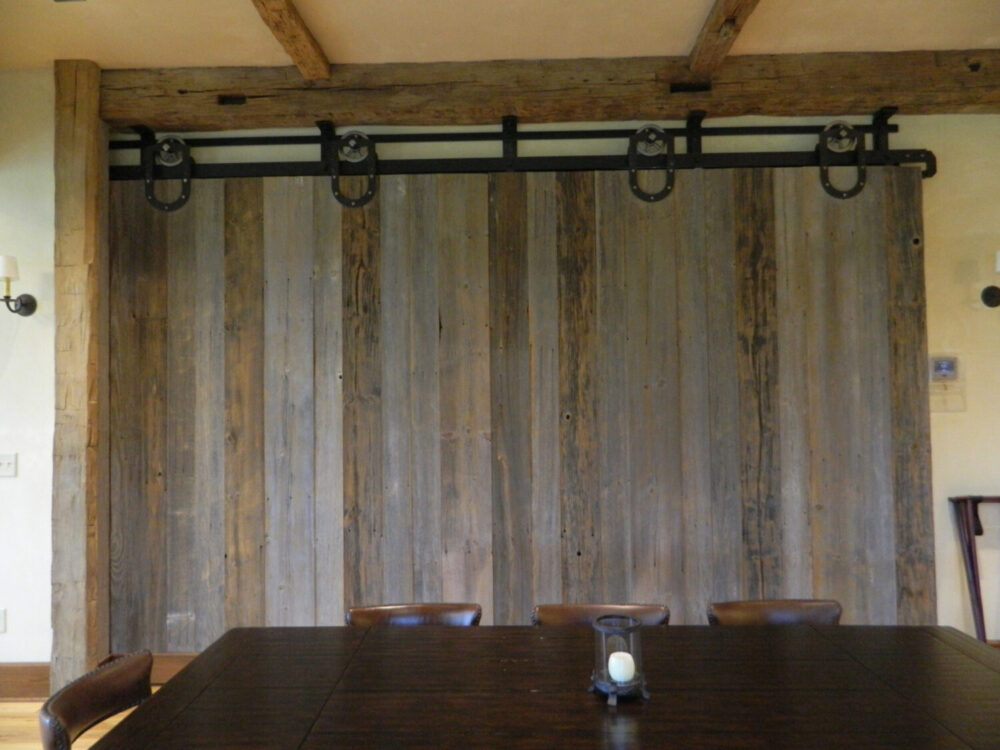 Weathered Barn Wood : Weathered Gray Barn Siding  Paneling  Antique Beams & Boards