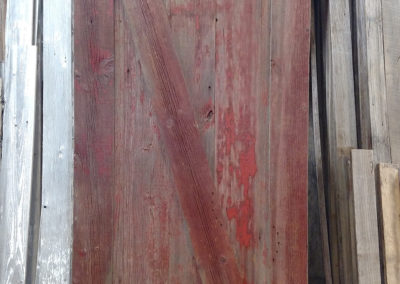 faded red door2