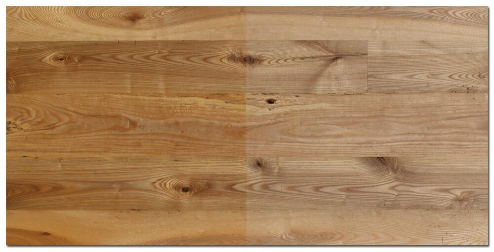 Black Ash Reclaimed Wood Flooring