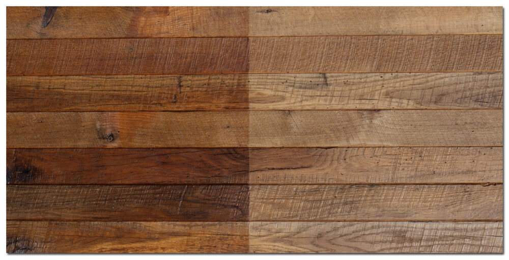 Original Surface Oak Reclaimed Wood Flooring