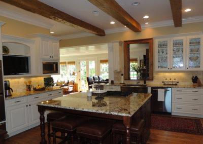 Residential Wood Beams