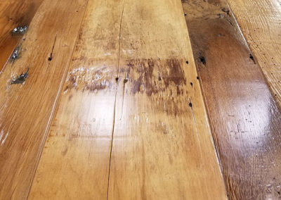 mixed hardwood reclaimed wood flooring